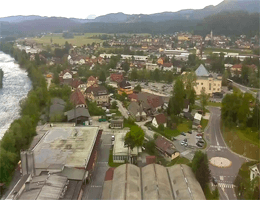 Medvode – Panorama Webcam Live