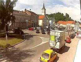 Požega – Svetog Trojstva Platz Webcam Live