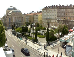 Rijeka – Kroatische Nationaltheater 'Ivan Zajc' Webcam Live