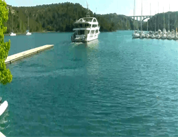 Skradin – Marina Skradin – Nationalpark Krka Webcam Live