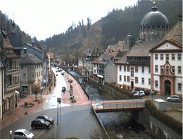 St. Blasien – Innenstadt Webcam Live