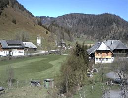 St. Blasien: Menzenschwand – Hinterdorf Webcam Live