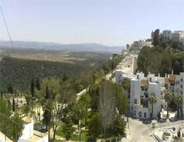 Vejer de la Frontera (Cadiz) Webcam Live