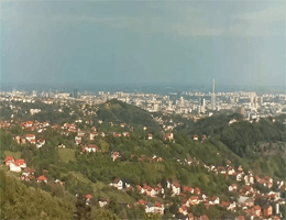 Zagreb – Panoramablick Webcam Live