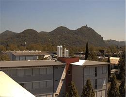 Bad Godesberg – Blick auf das Siebengebirge Webcam Live