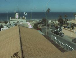 Chiclana de la Frontera – Playa de La Barrosa Webcam Live