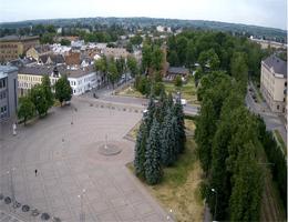 Daugavpils – Unity Square Webcam Live