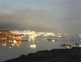 Ilulissat: Disko Bugt – Hotel Arctic Webcam Live