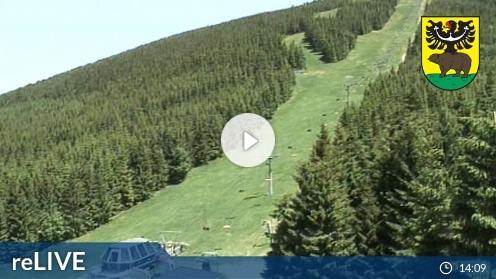 Jeseník – Lázně Jeseník Webcam Live