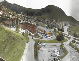 L'Alpe d'Huez – Panoramacam Webcam Live