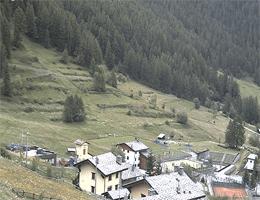 La Magdeleine – Veduta dall'hotel Miravidi Webcam Live