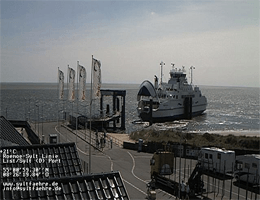List auf Sylt – Hafen List Webcam Live