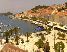 Mali Lošinj – Platz der Republik Webcam Live