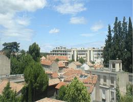 Montpellier – Blick über Montpellier Webcam Live