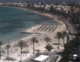 Playa de Palma Webcam Live