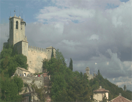San Marino – Guaita Fortress Webcam Live