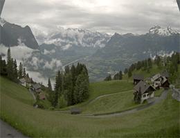 Triesenberg – Blick auf Masescha Webcam Live