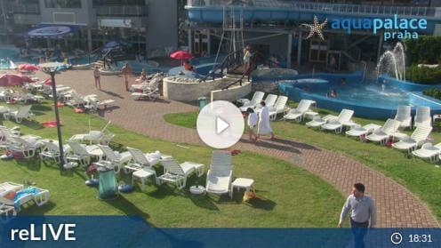 Čestlice – Aquapalace Praha Webcam Live