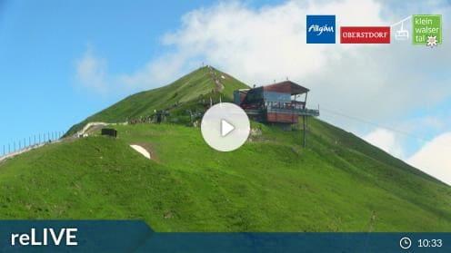 Oberstdorf – Möserbahn Berg Webcam Live