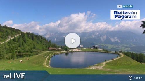 Pichl-Preunegg – Reiteralm See Webcam Live