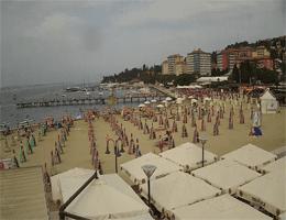 Portorož – Karamela Bar Webcam Live