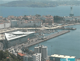 A Coruña Webcam Live