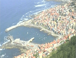 A Guarda – Hafenblick Webcam Live