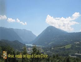 Arsiè– Lago di Santa Croce Webcam Live