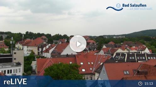 Bad Salzuflen – Altstadt-Palais Lippischer Hof Webcam Live