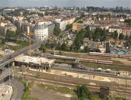 Berlin – Bahnhof Warschauer Straße Webcam Live