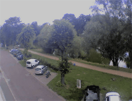 Bitterfeld – Webcam am Stadtteich Live