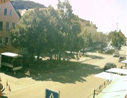 Bogen – Stadtplatz Webcam Live