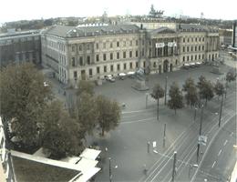 Braunschweig – Blick auf das Schloss Webcam Live