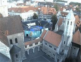 Braunschweig – Burgplatz Webcam Live