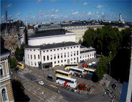 Helsinki – Schwedische Theater Webcam Live