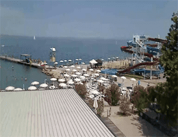 Izola – San Simon Resort Webcam Live