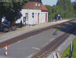 Jonsdorf – Bahnhof Jonsdorf Webcam Live