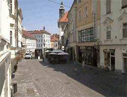 Ljubljana – Mestni Trg Webcam Live