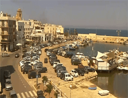 Mola di Bari – City Marina in Mola Webcam Live