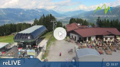 Mutters – Muttereralm Bergstation Webcam Live