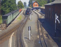 Olbersdorf – Bahnhof Bertsdorf Webcam Live