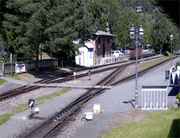 Oybin – Bahnhof Oybin Webcam Live