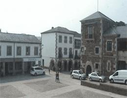Portomarín – Praza Conde Fenosa Webcam Live
