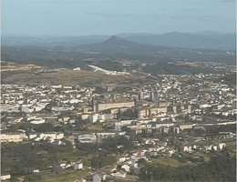 Santiago de Compostela – Panoramablick Webcam Live