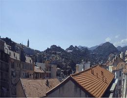 Ventimiglia – Stadtblick Webcam Live
