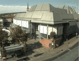 Aschaffenburg – Stadthalle Webcam Live