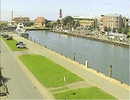 Büsum – Hafen Büsum Webcam Live