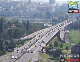 Belgrad – Most Gazela Webcam Live