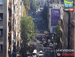 Belgrad – Takovska Webcam Live