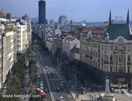 Belgrad – Terazije Webcam Live